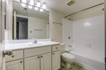 Bathroom, The Apartments at Tamar Meadow, 2