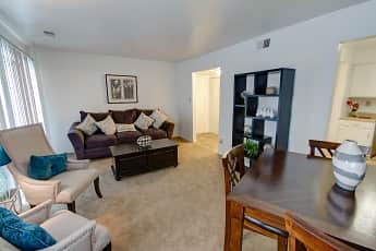 Living Room, Lake Camelot, 1