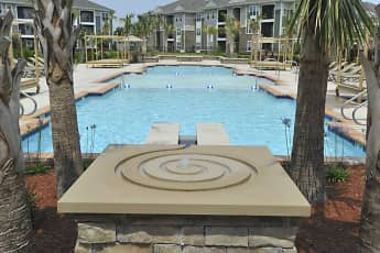 Pool, Spring Water Apartments, 0