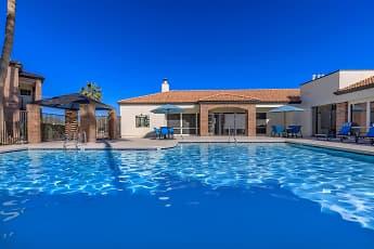 Pool, Mission Antigua, 1