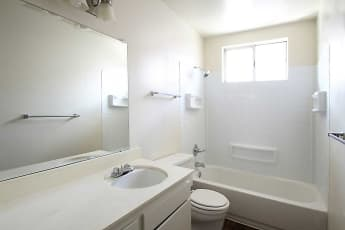 Bathroom, Mohawk Gardens, 2