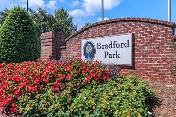 Community Signage, Bradford Park, 2