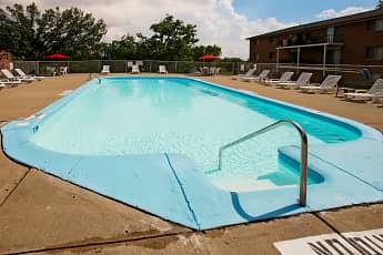 Pool, Crown Ridge, 1