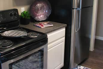 Kitchen, Eagles Landing Apartments, 0