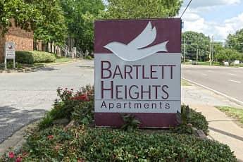Community Signage, Bartlett Heights, 2