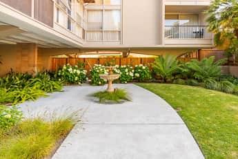 Landscaping, Royal Pines Apartments, 2