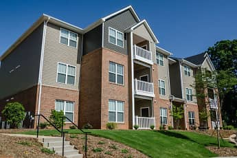 Building, Glen Brook Apartment Homes, 0