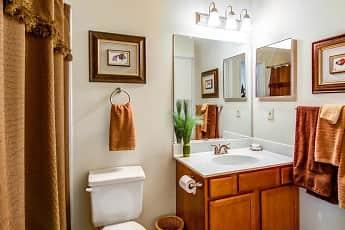 Bathroom, Arboretum Place, 2