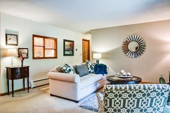 Living Room, Putnam Village, 1