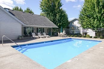 Pool, Mountain View Apts at Rivergreen, 0
