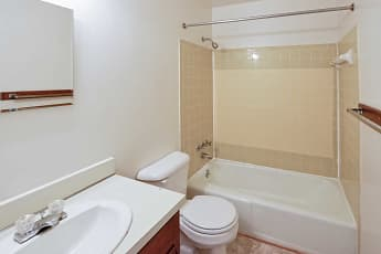 Bathroom, Collinwood Apartments, 2