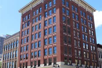 Building, The Randolph Apartments, 2
