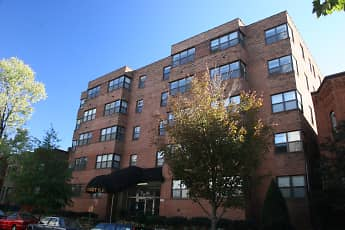 Building, 215 C Street Apartments, 0