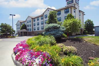 Building, Furnished Studio - Columbus - Worthington, 0