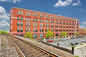 Building, Historic Fifth Ward Lofts, 0
