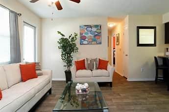 Living Room, North Oaks Landing, 1
