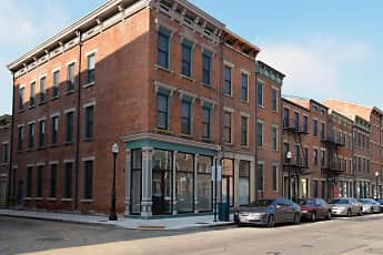 Building, Mercer Commons, 0