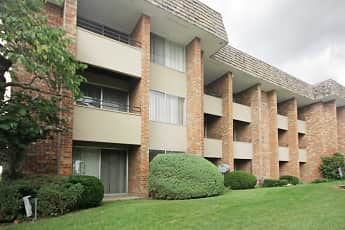 Building, Regency Park Apartments, 0