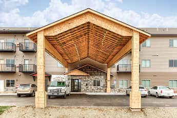 Building, Crest View Village, 0