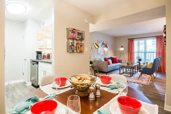Dining Room, Domain Apartments, 0
