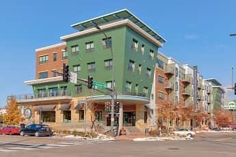 Building, Metropolitan Market Place, 0