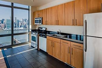 Kitchen, Avalon Riverview, 1