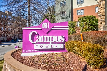 Campus Towers, 2