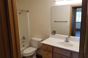 Bathroom, Yahara Village, 2