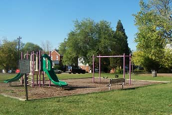 Playground, Waverly Village, 1
