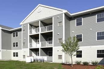 Building, Village At Clark Brook Apartments, 0