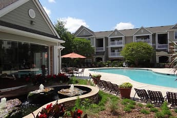 Pool, Lodge at Southpoint Apartments, 0