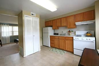 Kitchen, Highland Village Townhomes, 0
