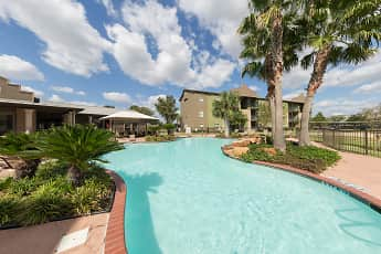 Pool, San Pedro Apartments at Sharyland Plantation, 0