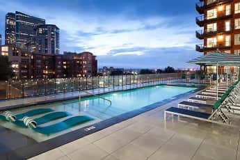 Pool, Radius Uptown Apartments, 0