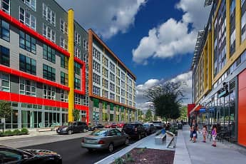 Building, Avalon Dunn Loring, 2