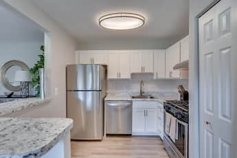 Kitchen, The District at Forestville, 0