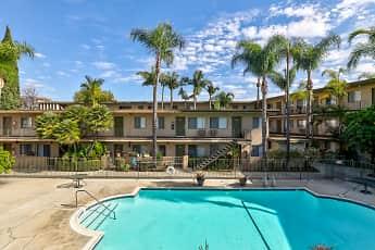 Pool, La Habra Hills Apartments, 0