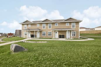Building, Tioga Townhomes, 0
