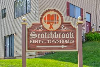 Community Signage, Scotchbrook Rental Townhomes, 2