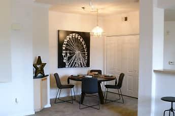 Dining Room, Aventine Luxury Apartments, 0