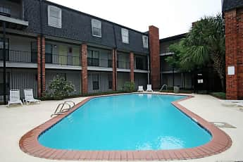 Pool, Cypress Trace Apartments, 0
