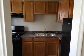 Kitchen, Plaza Hill Manor Apartments, 0