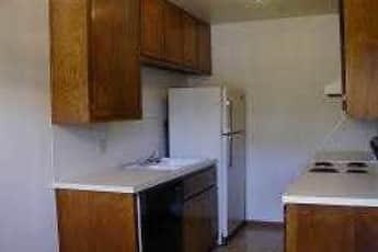 Kitchen, Sagebrush Apartments, 1