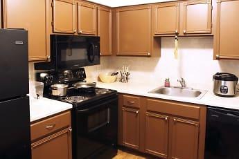 Kitchen, Mountain View Terrace, 1