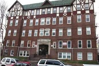 Building, Chapman Place Apartments, 0