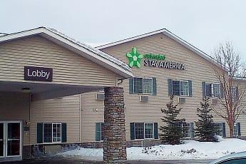Community Signage, Furnished Studio - Fairbanks - Old Airport Way, 0
