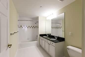 Bathroom, Merritt River Apartments, 2