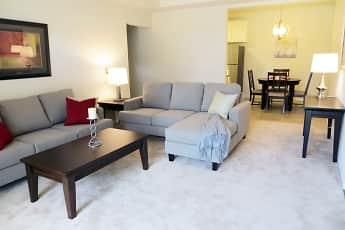 Living Room, Henderson Square, 0