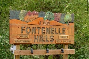 Community Signage, Fontenelle Hills, 0