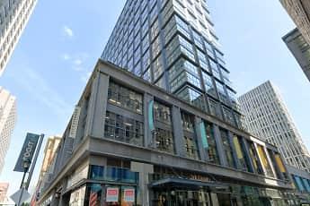 Building, The Girard, 1